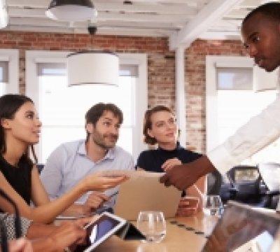 How Millennials Learn & Work