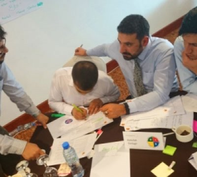 Consulting Team from Kabul Visits Dubai for Specialized Training